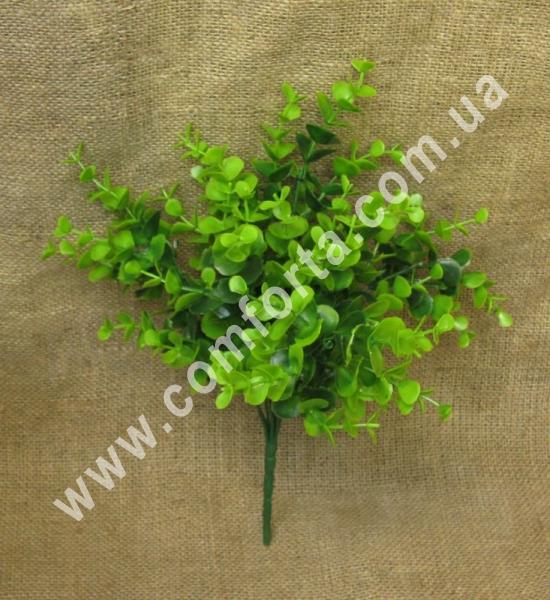 Искусственная ветка самшита, высота 14 ~ см, зелень искусственная