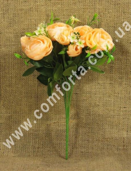 Головки цветов для декора