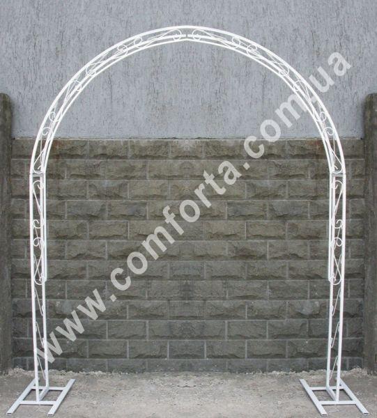 Размер арки свадебной