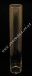 32546 Цилиндр, высота 51 см, диаметр 10 см, ваза стеклянная